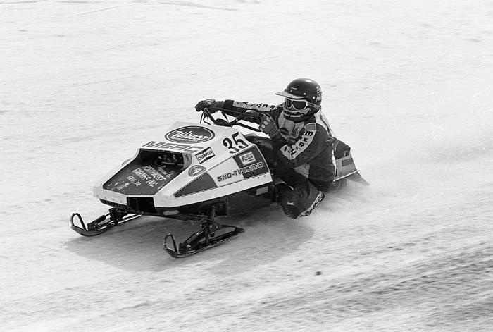 Brad Hulings Mercury Sno-Twister