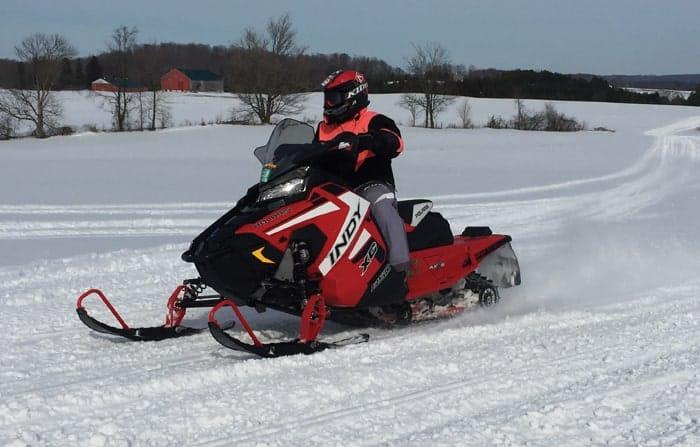 Indy XC 850 1200 mile test report SnowTech