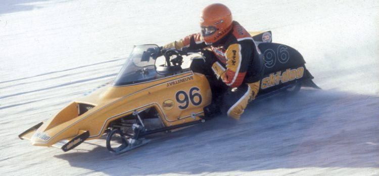 1981 Ski-Doo Twin Track: The Snowmobile that Forever Changed Oval Racing