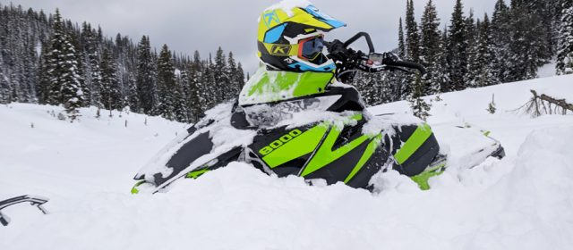 "First Impression: 2018 Arctic Cat M8000 Mountain Cat 153"" 3"""