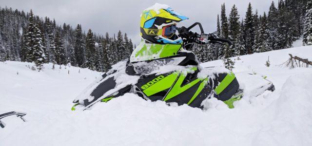 "First Impression: 2018 Arctic Cat M8000 Mountain Cat 153"" 3"""