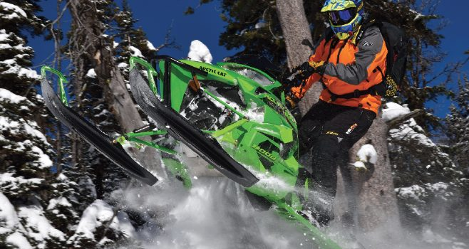 2017 Arctic Cat M8000 Mountain Cat