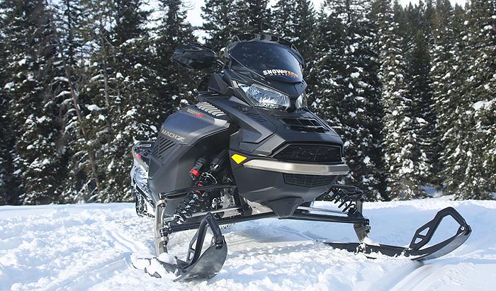 2022 Ski-Doo Mach Z