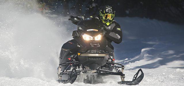 2022 Ski-Doo Mach Z – First Ride!