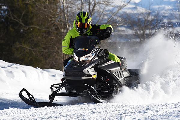 2022 Ski-Doo Mach Z 900 Turbo