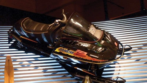 1993 Ski-Doo Mach Z