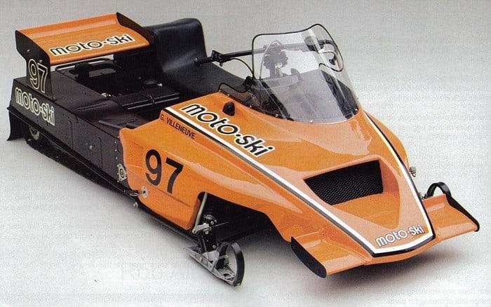 1981 Ski-Doo Twin Track