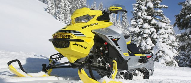 2019 Ski-Doo MXZ X-RS: The Best of the Best