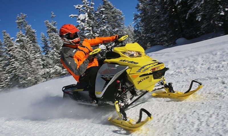 2019 Ski-Doo MXZ XRS