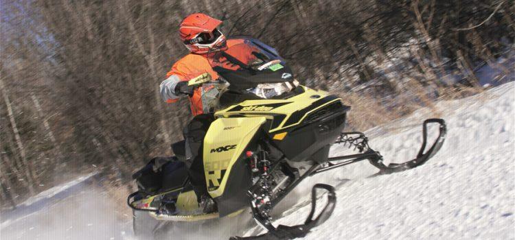 2018.5 Ski-Doo MX Z 600R E-TEC – 500 Mile Test Report