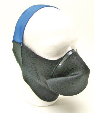 No-Fog Facemask Z-Strap