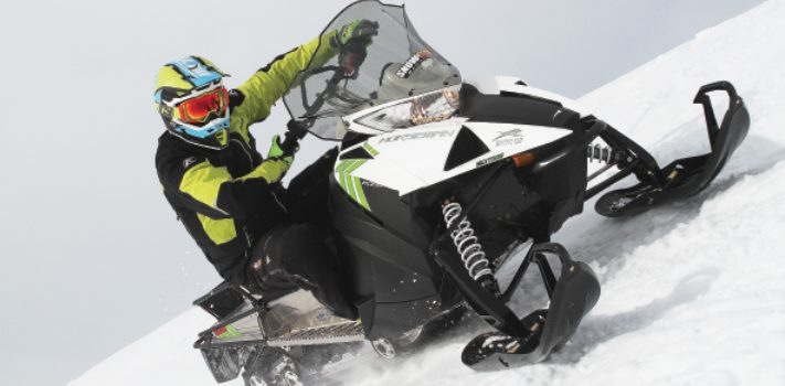 2018 Arctic Cat Norseman – Blurring the Lines Between Work and Play