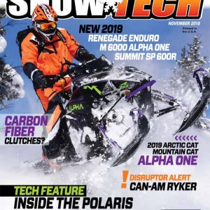 SnowTech Magazine Subscription