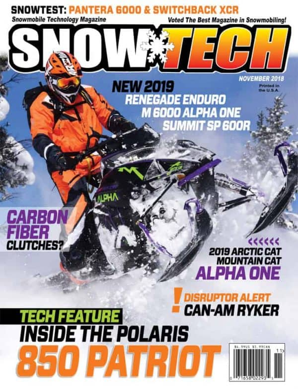 SnowTech Magazine Subscription