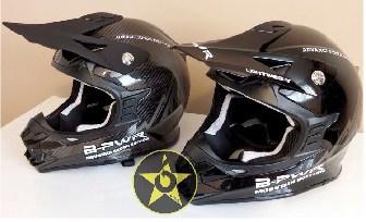 B-PWR Lightweight Helmets
