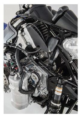 Yamaha Nytro Low Elevation Supercharger