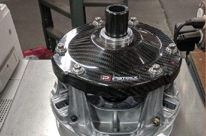 Patrick Custom Carbon Drive and Driven Clutch Mods