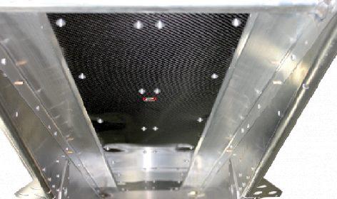 Carbon Fiber Tunnel Cover for Polaris RMK