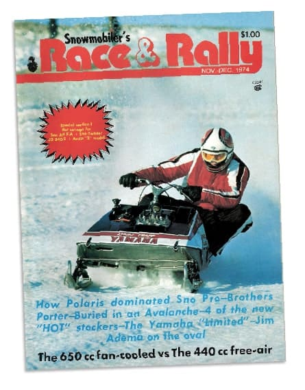 rarest Race & Rally December 1974