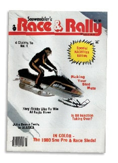 rarest race & rally November December 1979