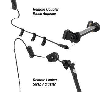 2018 Ski-Doo Remote Suspension Adjusters