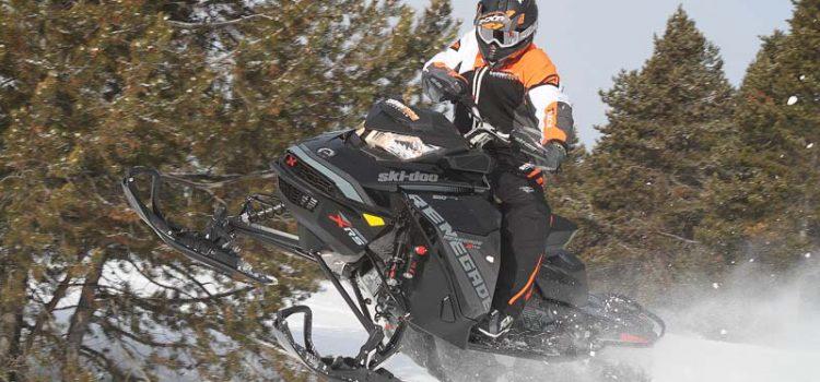 2018 Ski-Doo Renegade X-RS