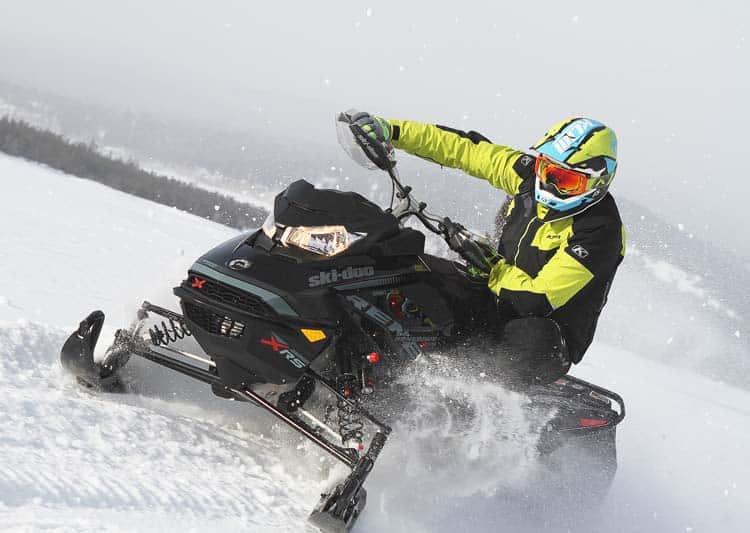 2018 Ski Doo Renegade X Rs