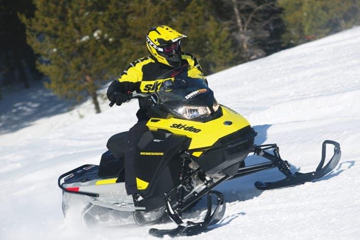 Ski-Doo Renegade Sport