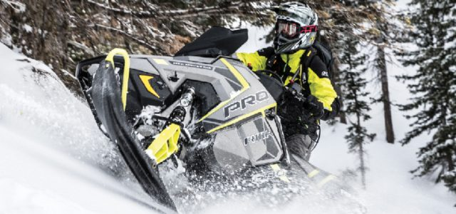 2017 Polaris 800 PRO-RMK 174 LE – A New Class of Snowmobile