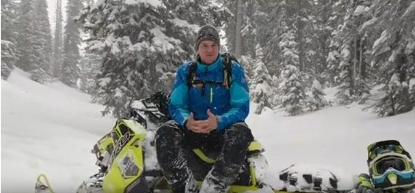 Video: 2019 Polaris 850 PRO-RMK 163″ Day 2 Mountain Ride