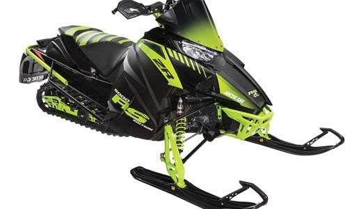 2017 Arctic Cat ZR 6000 RS – Roger Skime Edition