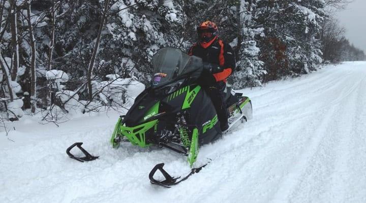2017 Arctic Cat ZR 6000 RS Edition