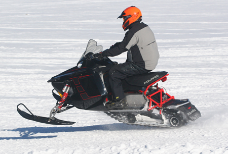 2010 polaris snowmobile