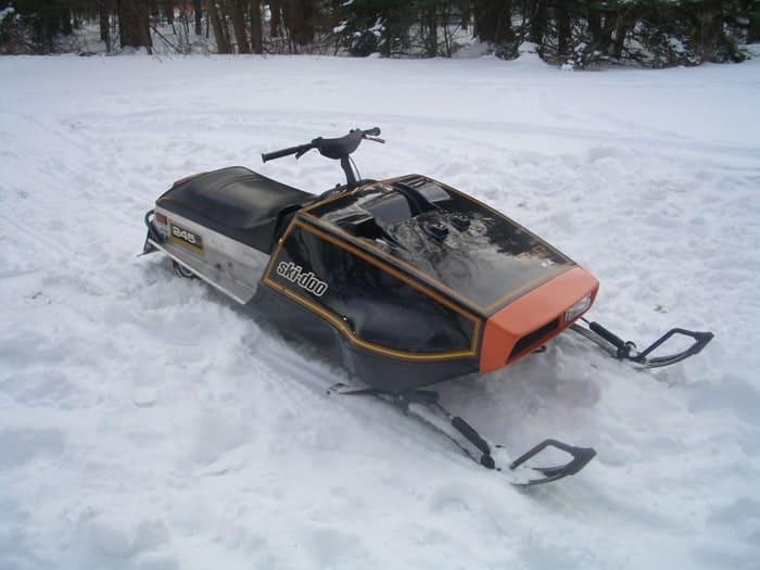 1975 Ski-Doo TNT 245 RV