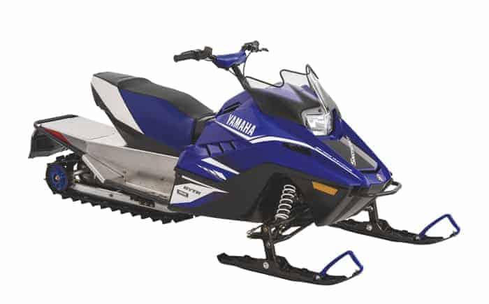 2018 yamaha for Yamaha sno scoot