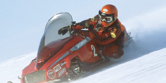 Scorpion Snowmobiles