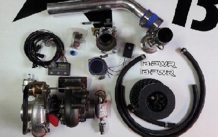 1200 4-TEC Turbo Kit