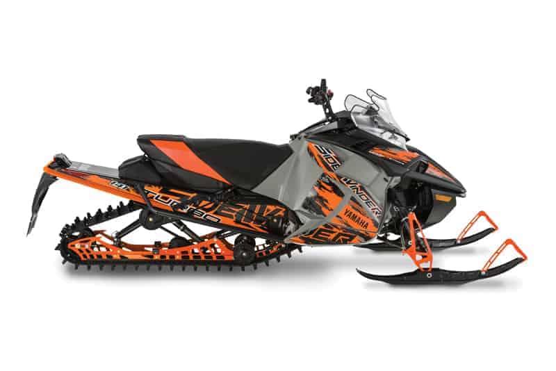 Yamaha Sidewinder X-TX SE Yamaha Sidewinder XTX SE