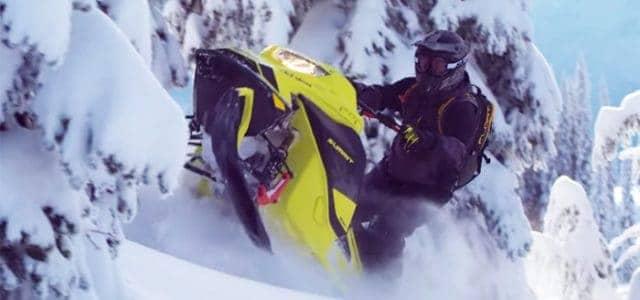 Ski-Doo Summit 850 E-TEC Turbo