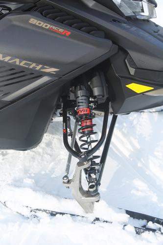 Ski-Doo Smart-Shox front suspension