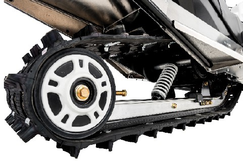 2018 Yamaha SnoScoot Rear Suspension