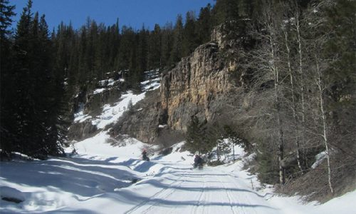 South Dakota Trail Systems Receive $350,000 for Improvements