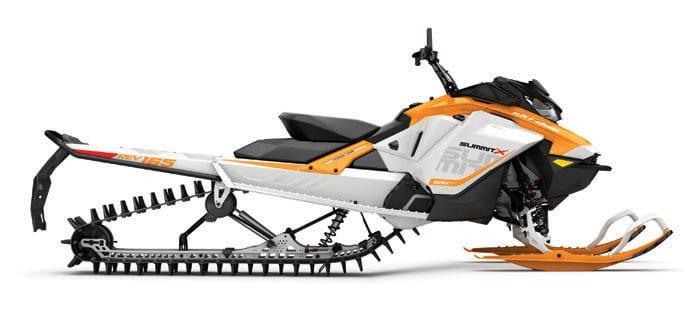 2017 Ski-Doo Summit X 850 E-TEC: First Ride!