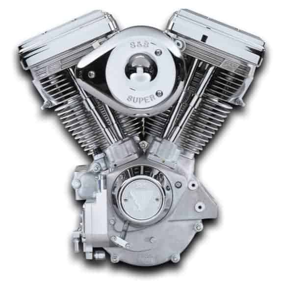 S&S Super Sidewinder V-Twin Four Stroke
