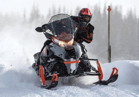 Snowmobile Suspension Set Up Tips