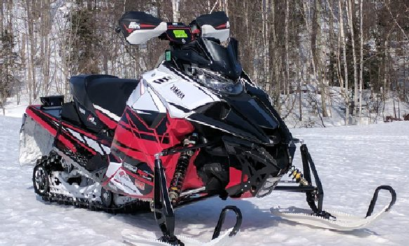 Custom Sled Build: 2017 Yamaha Sidewinder