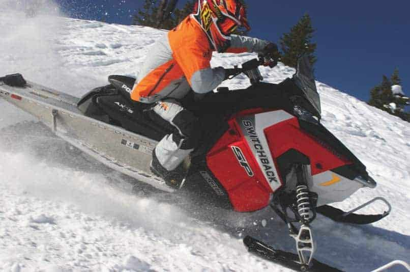 Polaris 600 Switchback SP 144