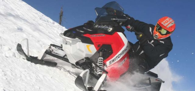 2017 Polaris Switchback SP 144″ -1,331 Mile Test