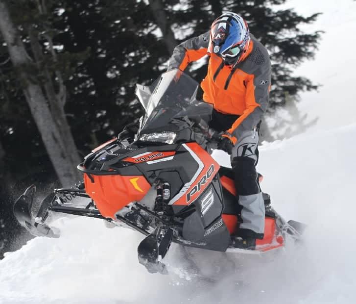 2016 Polaris Switchback Pro-S - Snowtechmagazine com