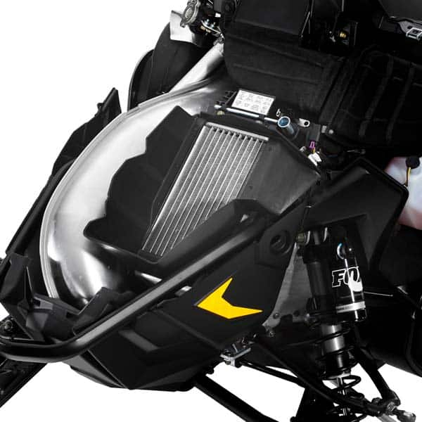 2018 Polaris Titan Cooling System with Radiator